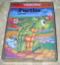 TURTLES GIOCO PHILIPS VIDEOPAC