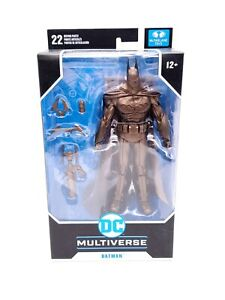 NEW NYCC 2020 DC Multiverse Arkham Asylum Batman Bronze Edition Figure IN HAND