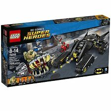 LEGO-DC Comics-76055-Batman: Killer Croc Sewer Smash-New in Box-759 pcs
