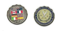 MIDDLE EAST COMBINED TASK FORCE OPERATION INHERENT RESOLVE 16-17 CHALLENGE COIN