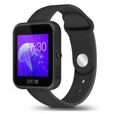 Relojes inteligentes negro de plástico con Bluetooth