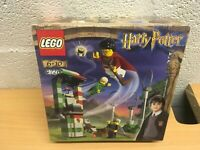 HARRY POTTER LEGO 4726 NEW SEALED QUIDDITCH PRACTICE