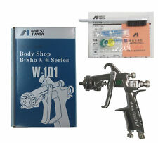 Anest Iwata W 101 142bpg Bisho 14mm Gravity Spray Gun No Cup For Solidclear
