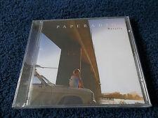 Brand New & Sealed, PAPERADIO - NOVELLA, CD Album 2008, 13 Tracks, Very Rare