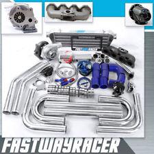 Prelude VTI VTI-S VTEC Type-SH H22 DOHC T04E T3 T3/T4 Turbo Kit Turbo Manifold
