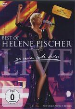 """HELENE FISCHER """"SO WIE ICH BIN (LIVE)"""" DVD NEU"""