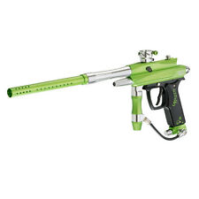 Azodin KDII KD2 Kaos-D 2 Paintball Gun Marker Green Silver Emerald KD II