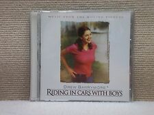 """/""""Riding In Cars With Boys"""" Music From The Motion Picture - CD"""
