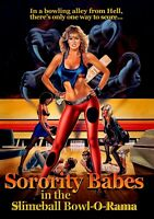 NEW DVD - SORORITY BABES - Linnea Quigley , ADULT THEMES