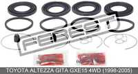 Cylinder Kit For Toyota Altezza Gita Gxe15 4Wd (1998-2005)