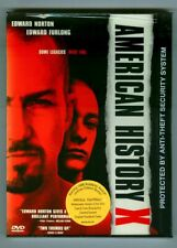 American History X ! Brand New Dvd Movie! Edward Norton! Edward Furlong!
