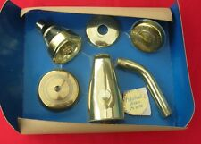 SHOWER & BATH KIT POLISHED BRASS PS2870 PLUMB SHOP
