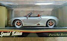 Porsche Boxter Maisto Special Edition 1:18 Scale Diecast