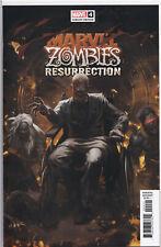 MARVEL ZOMBIES: RESURRECTION #4 (Skan Variant) ~ Marvel Comics