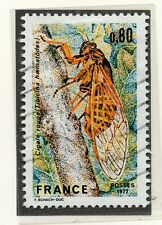 TIMBRE FRANCE OBLITERE N° 1946 CIGALE ROUGE /