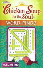 Chicken Soup for the Soul Word-Finds Book Volume 100 with 51 all new puzzles!
