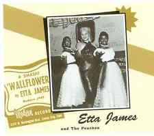 ETTA JAMES DVD 1955 TO 1968 RARE ROCK N ROLL TRIBUTE