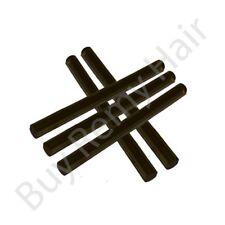 5 x Hair Extension Large Keratin Glue Bonding Sticks Brown 15cm long - NWT