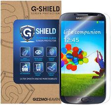 G-Shield® Vitre Film Protection en Verre Trempé d'écran Samsung Galaxy S4