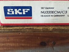 SKF BEARING - PART# NU320ECM/C3 - 1 PC. NEW