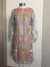 Pakistani Indian Latest Fashion Party/Wedding Wear (Kurta/Kameez) EID SALE