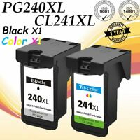 2 Pack PG-240XL CL-241XL Ink Cartridge for Canon Pixma MX472 MX452 MX432 MG2220