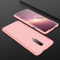 For Oneplus 7 Pro 360° Protection Cover Shockproof Hybrid Case+Screen Protector