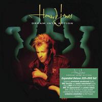 Howard Jones : Dream Into Action CD Deluxe  Album with DVD 3 discs (2018)