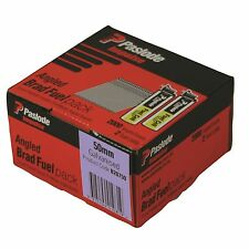 Paslode Impulse Angle Brad Nails 2000pcs 2 Fuel Cells Galv 1.6mm- 45mm or 63mm 63x1.6mm (b20765)