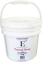 100% Pure Creamed Honey - Raw and Unfiltered - 40 Lbs