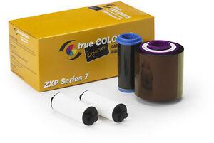 Zebra Color Ribbon YMCKO 800077-742 - 750 Prints