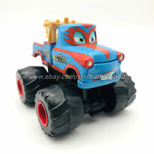 Mattel Disney Pixar Cars Mater Monster Truck Diecast Vehicle Model Car Toy Loose
