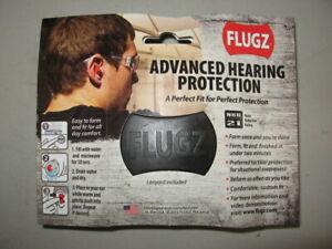 OTIS FLUGZ 21DB Custom Fit Ear Plugs - FREE SHIPPING