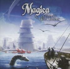 Magica-Center of the Great unknown-CD - 884860053426