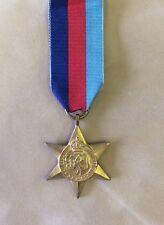 """WW2 1939 - 45 Star """"REPLICA"""""""