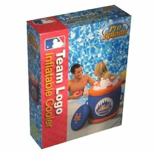 New York Mets MLB Inflatable Cooler - Two carry handles - Officially Licensed