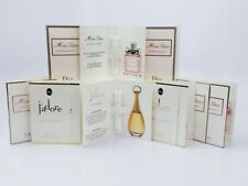 12 of CHRISTIAN DIOR MISS DIOR EDP SAMPLES SET  Blooming Bouquet  Jadore in Joy