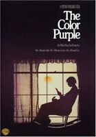 THE COLOR PURPLE Whoopi Goldberg DVD NEW