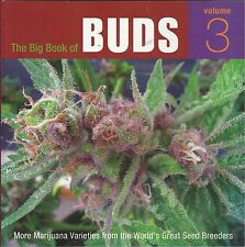 -NEW- THE BIG BOOK OF BUDS VOLUME 3 BY ED ROSENTHAL PRIORITY SHIPPING IN THE USA