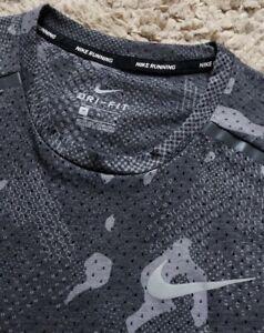 Nike Dri-Fit T Shirt Army Camo Medium