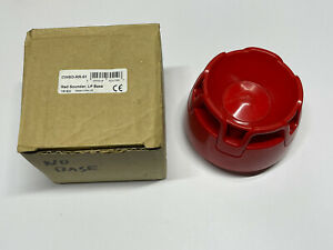 KAC Alarm Company CWSO-RR-S1 Red Sounder - Indoor NO BASE