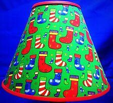 Christmas Stocking Lamp Shade Xmas Lampshade