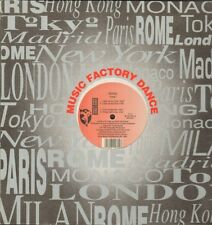 "Rosa fire 12"" 4 pistes, Light Up My Club/Light Up My DUB/CLUB HOUSE MIX/puissance r"