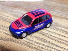 NFL New York Giants PT Cruiser 2001 DieCast