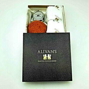 Alivan's Premium Magic Wand Care Kit | Wand Cream, Polishing Cloth and Sponge