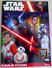 !!! ALBUM collection TOPPS - STAR WARS THE FORCE AWAKENS - 2015