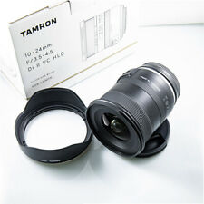 Tamron 10-24mm F/3.5-4.5 Lens for Canon EOS - Autofocus & Image Stabilization