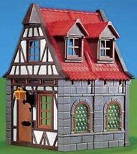 "Playmobil 7109 Vintage Medieval House - New Mint in sealed bag ""Steck"""