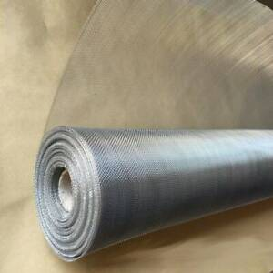 Stainless Steel Insect Flywire Window Fly Screen Net Mesh Flyscreen 1M x 30M