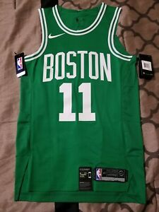 Nike Authentic Boston Celtics Irving Stitched  Jersey 863015-316 Size S 40